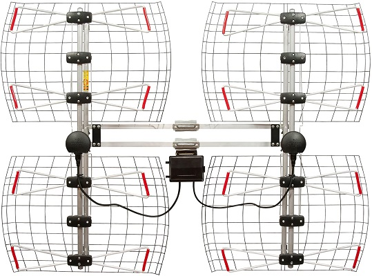 Antennas Direct 8 Element Bowtie
