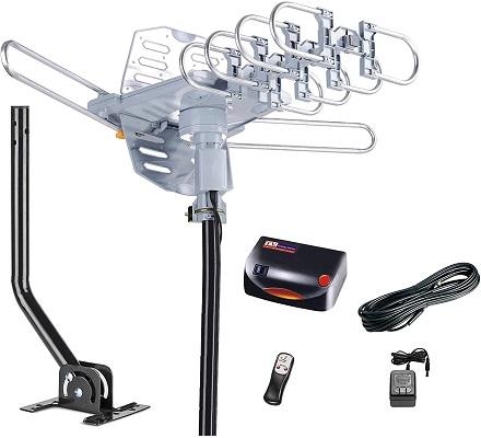 Mcduory Amplified Digital Outdoor HDTV Antenna