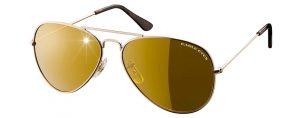 Eagle Eyes Classic Aviator Sunglasses