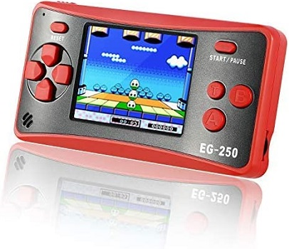 EASEGMER Handheld Game Console for kids