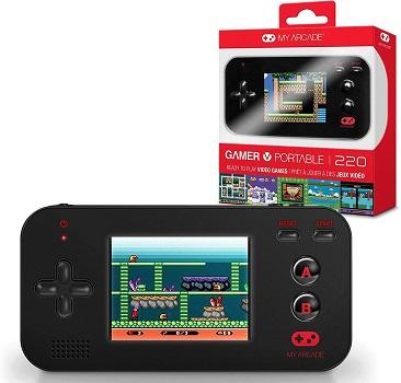 My Arcade Gamer V Portable – Handheld Gaming System