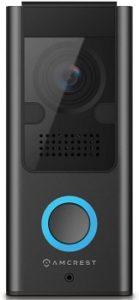 The Amcrest 1080p Video Doorbell Camera Pro