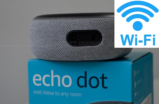 How to Connect Echo Dot to Wi-Fi